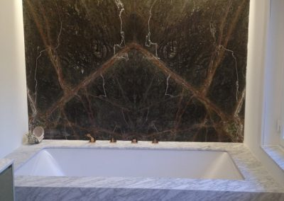 Badkamer kapellen